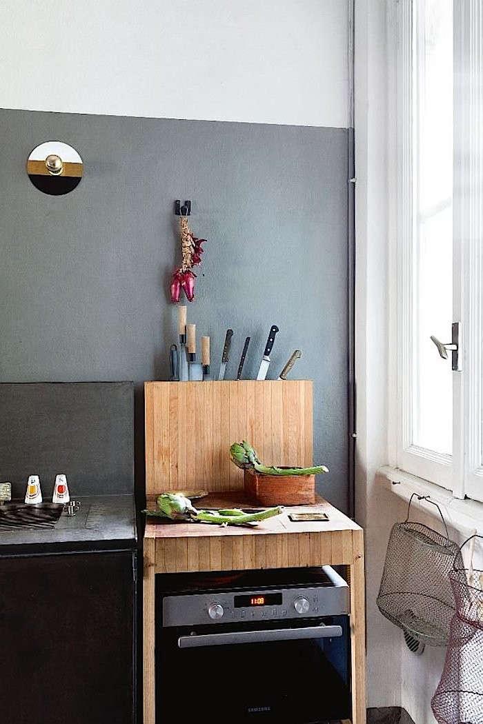 pietro russo kitchen detail