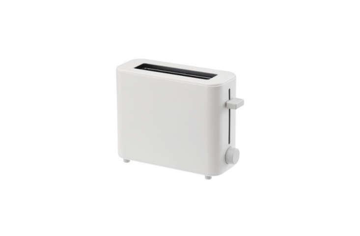 plus minus zero single toast toaster remodelista