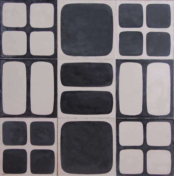 10 Easy Pieces Handmade Patterned Tiles portrait 5