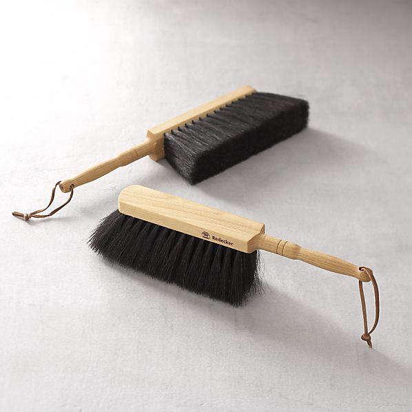 redecker natural dust pan brush