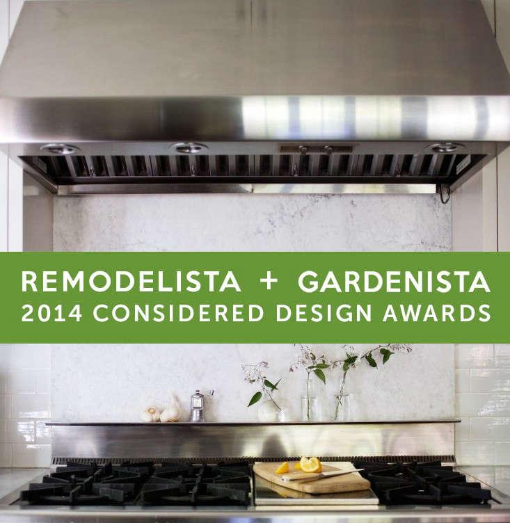 remodelista and gardenista 2014 considered design awards
