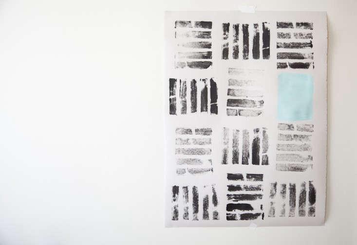 DIY Wall Art Block Prints on a Budget portrait 9