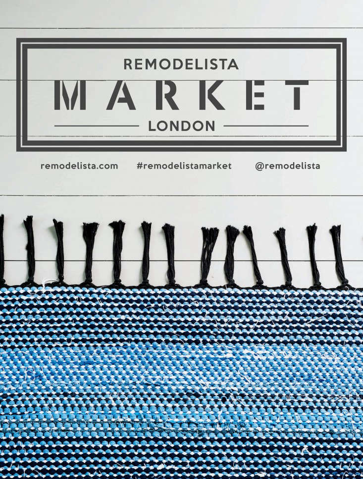 Mark your calendars: The Remodelista Markets are coming up. We&#8