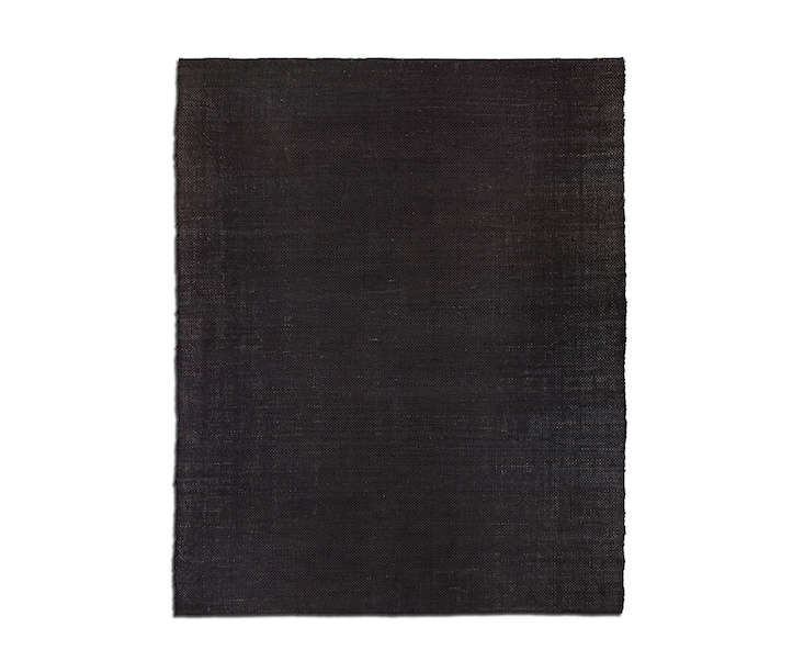 10 Easy Pieces Black LowPile Area Rugs portrait 12