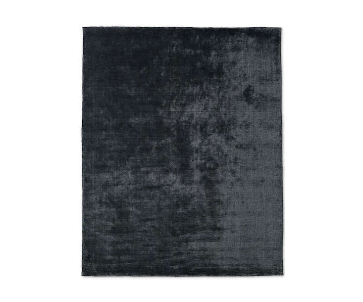 10 Easy Pieces Black LowPile Area Rugs portrait 4