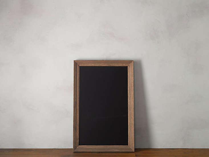 restoration hardware marseilles chalkboard remodelista