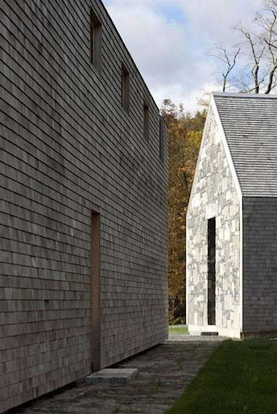 rick joy woodstock vermont shingle roof