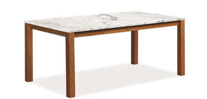 room and board marble table 10
