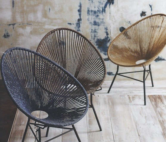 Currently Coveting 5 Lounge Chairs with a Bohemian Vibe portrait 3