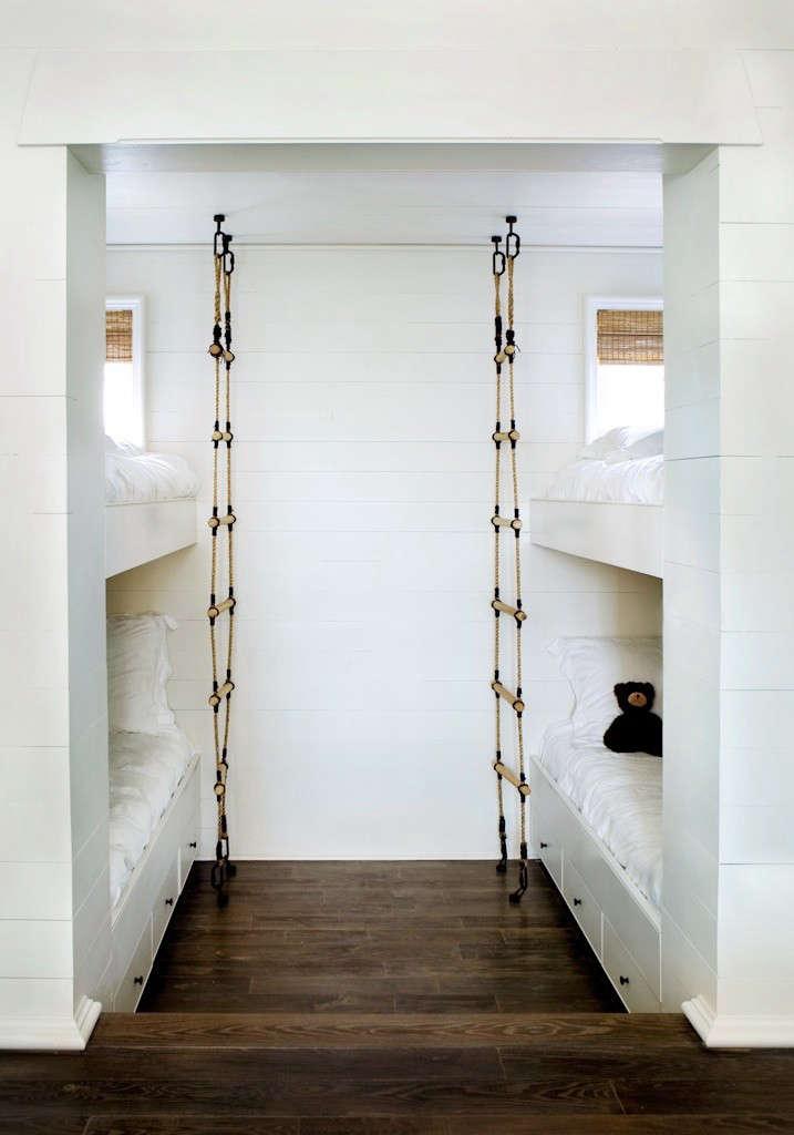 Design Sleuth Nautical Rope Bunkbed Ladder portrait 3