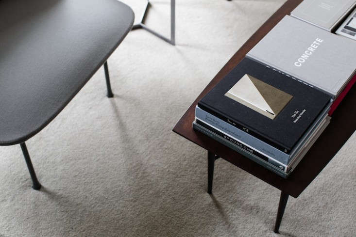 park&#8\2\17;s meticulously displayed collection of coffee table books incl 12