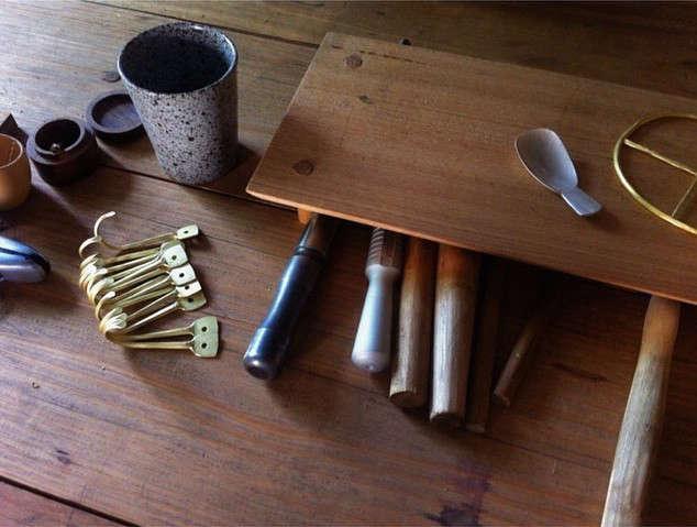 Artful Brass Hooks and Pulls Australia Edition portrait 10