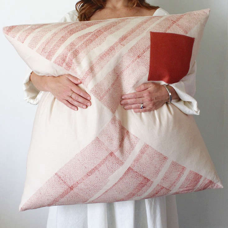 with a week devoted to color coming up, we have our eye on floor pillows by sus 9