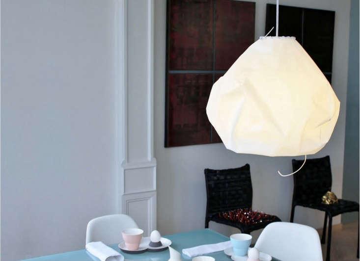10 Easy Pieces Fabric Pendant Lamps portrait 3