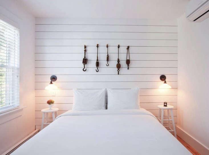 salt air house bedroom hooks remodelista