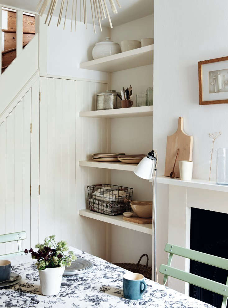 Steal This Look A Compact Dining Room in a London Victorian portrait 4
