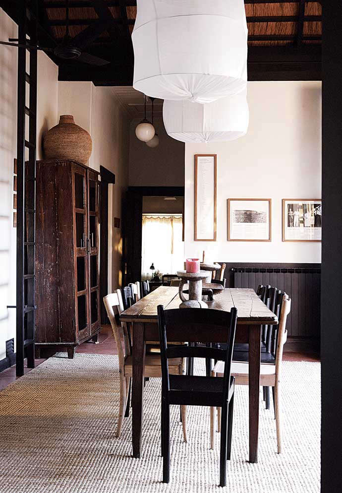 satyagraha house dining room