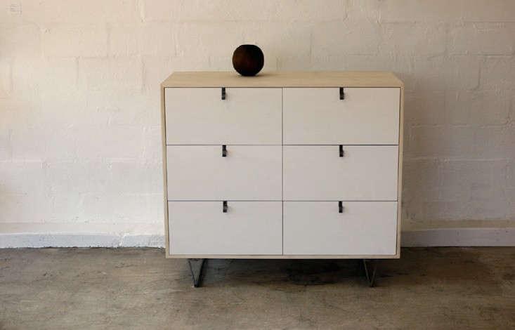 10 Easy Pieces Modern Wood Dressers portrait 6