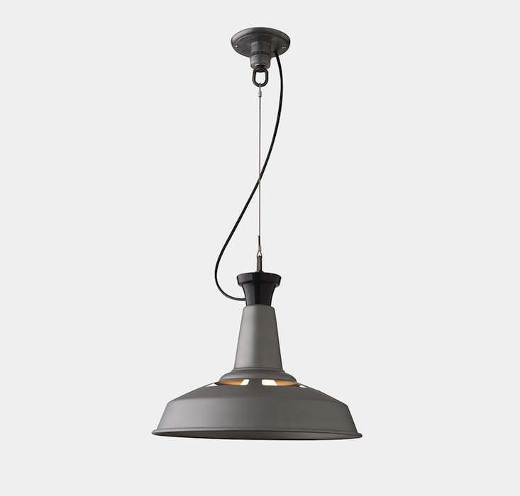 schoolhouse electric factory light no 5 cable remodelista