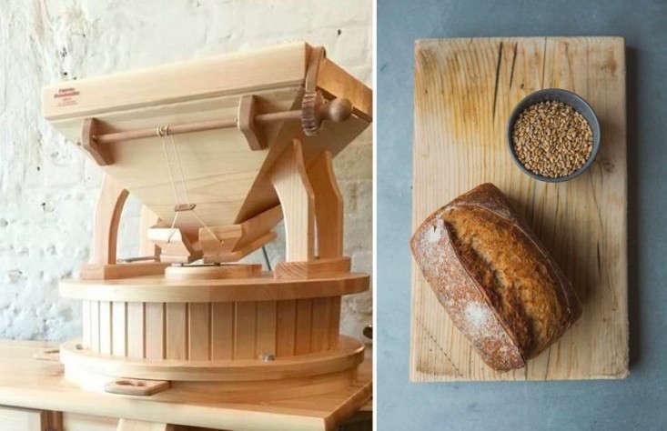 silo restaurant bread grain