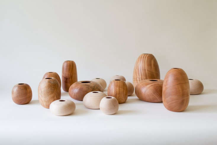 we recently wrote about silvia song, a bay area architect turned woodworker. he 10