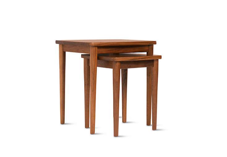 skagen nesting tables dwr remodelista
