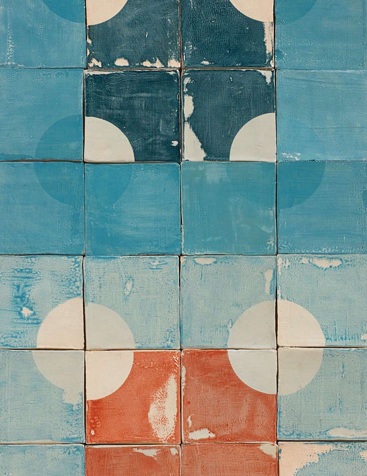 WabiSabi Tiles from a Dutch Fashion Designer portrait 4