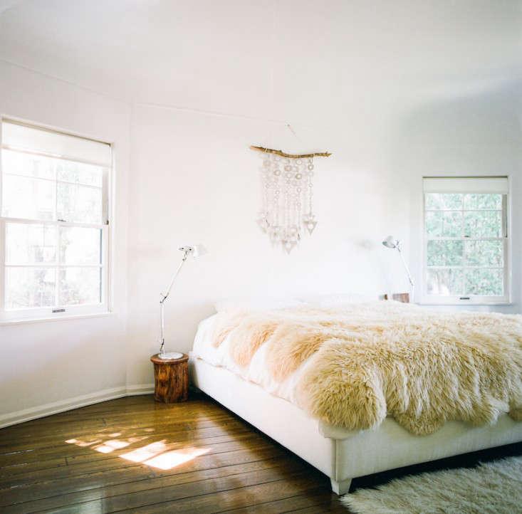 The Bohemian Life Designer Lauren Soloff at Home in LA portrait 20