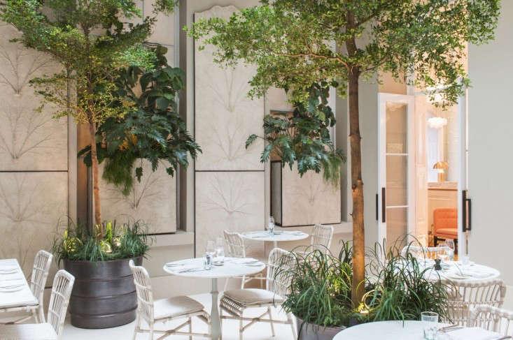 spring restaurant london 1