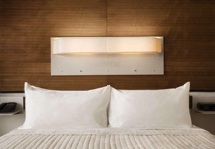 standard hotel sheets remodelista