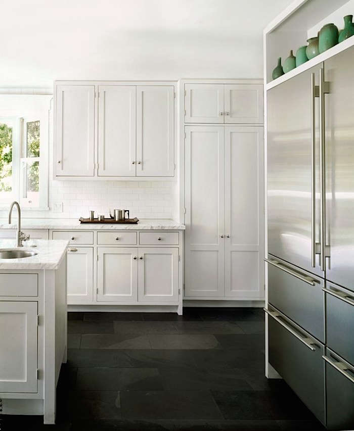 Remodeling 101 How to Choose Your Refrigerator Refrigerators have an average life of \10 to \20 years. My refrigerator, a Sub Zero 36 inch bottom freezer model, is turning \18 this year and is still humming. Image courtesy of Sub Zero.