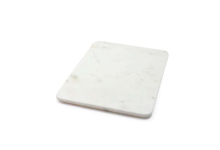sur la table white marble pastry board remodelista