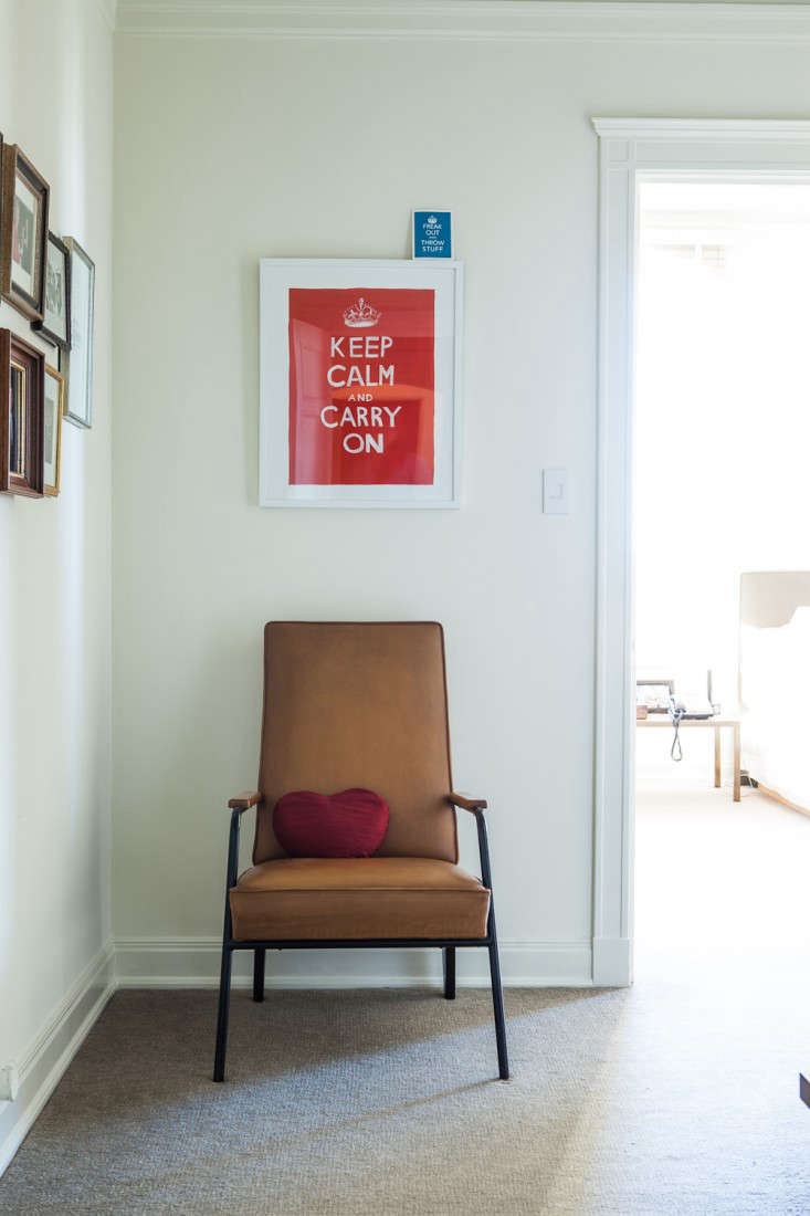 susie buell keep calm poster