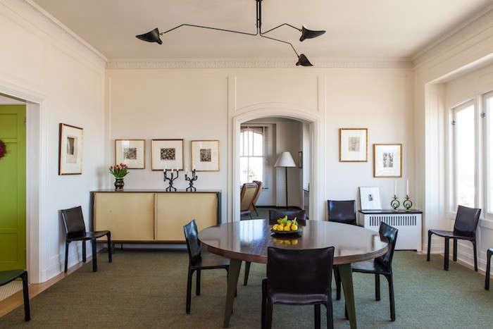susie tompkins dining room