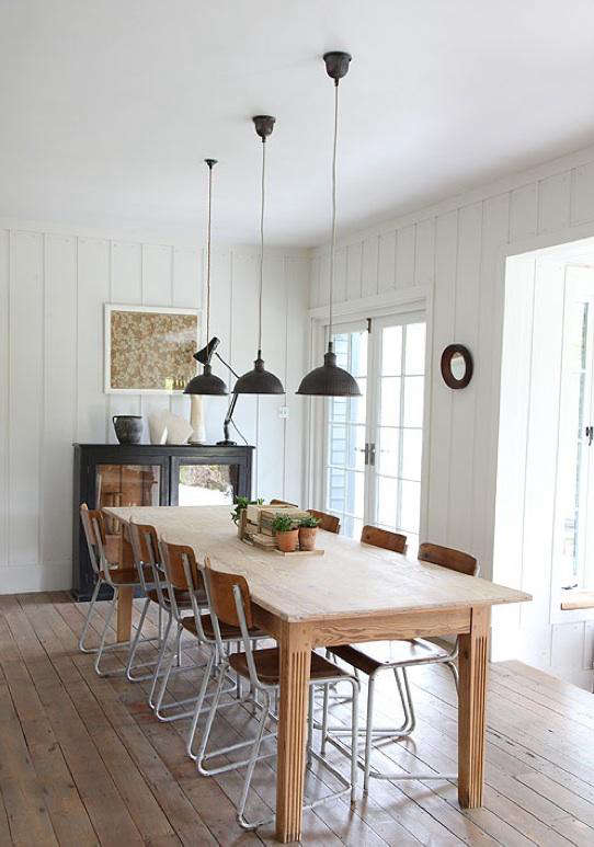 sussex farmhouse dining room