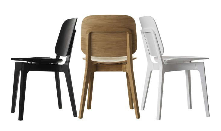 10 Easy Pieces The New Scandinavian Dining Chair portrait 3
