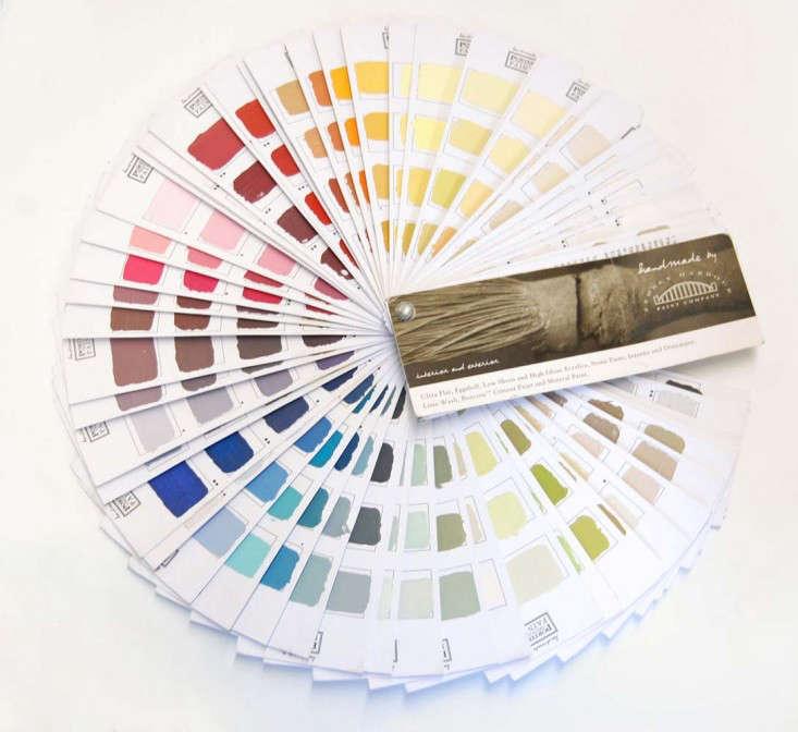 sydney harbour paint company fan deck remodelist