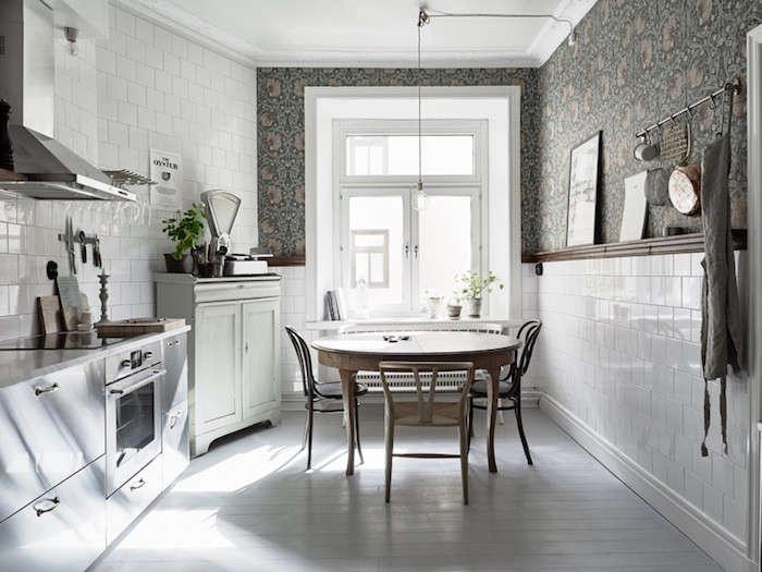 Kitchen of the Week An Industrial Yet Romantic Swedish Kitchen portrait 6
