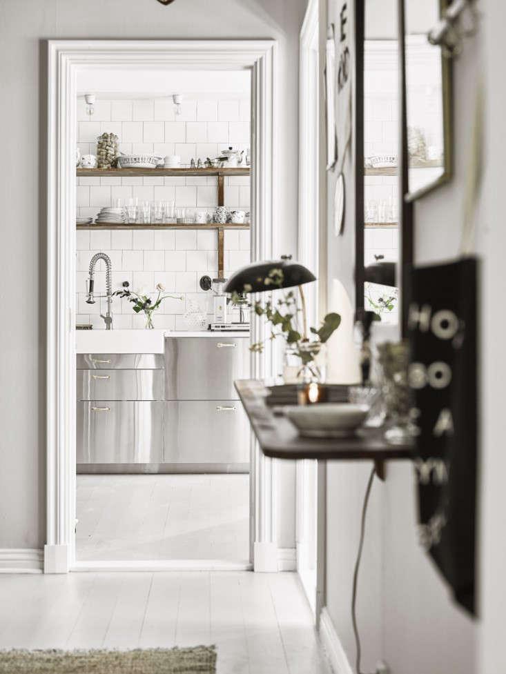 Kitchen of the Week An Industrial Yet Romantic Swedish Kitchen portrait 3