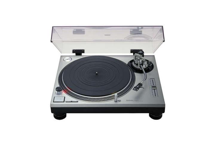 technics sl 1200mk2 manual stereo turntable remodelista