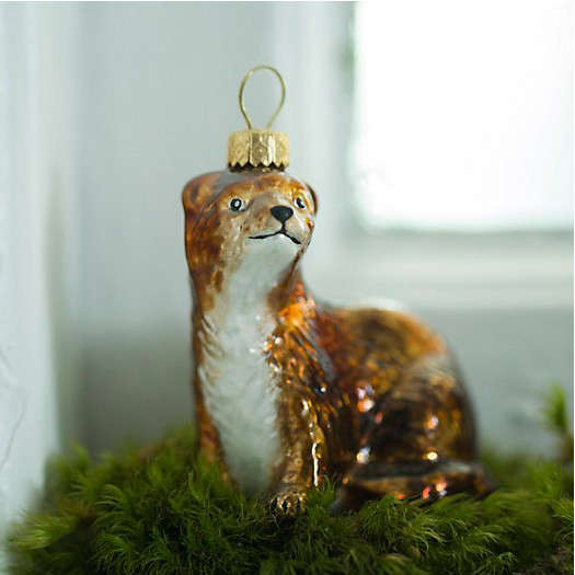Object Lessons European Glass Christmas Tree Ornaments Animalia Edition portrait 6