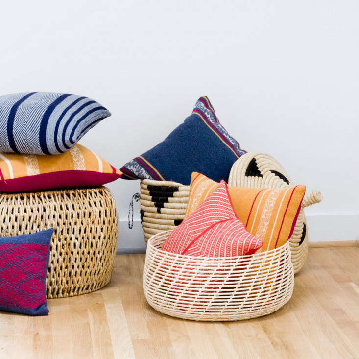 The Citizenry, a new home design company, launches its first collection of small-batch goods from Peru and Argentina on August .