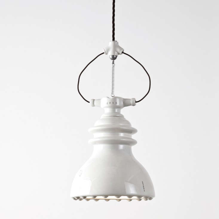 The Toscot Lamp Suspension Spring Battersea is €5 ($