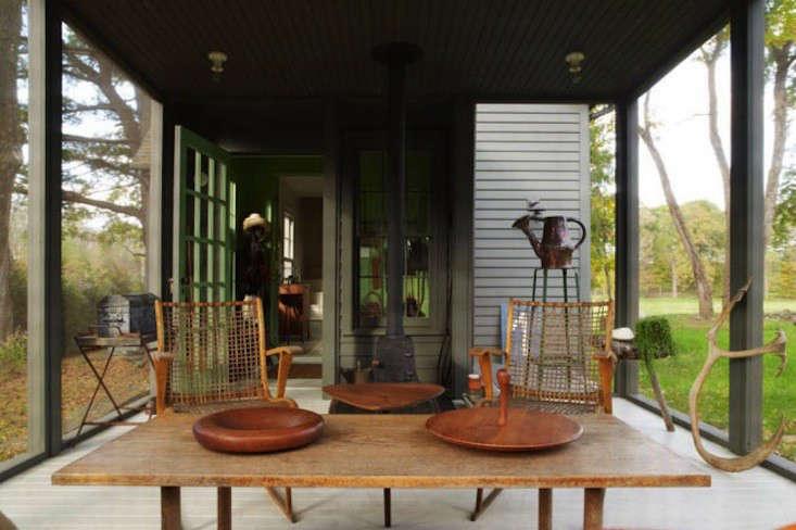 tsao mckown architects farmhouse screened porch remodelista 1