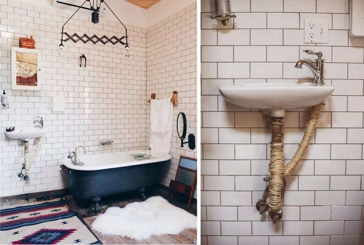 urban cowboy tiled bath 20