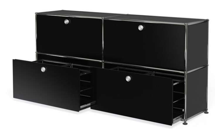 Design Sleuth USM Haller Storage System from Switzerland portrait 5