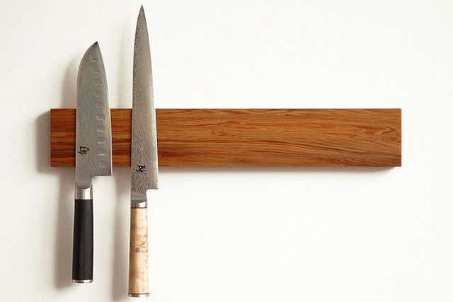 6 Stylish Wood Knife Racks for the Kitchen portrait 7