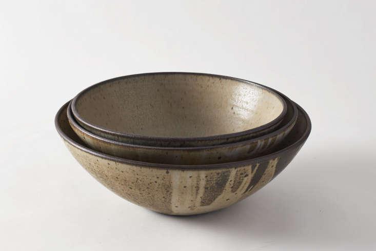 victoria morris pottery bowl march sf remodelista