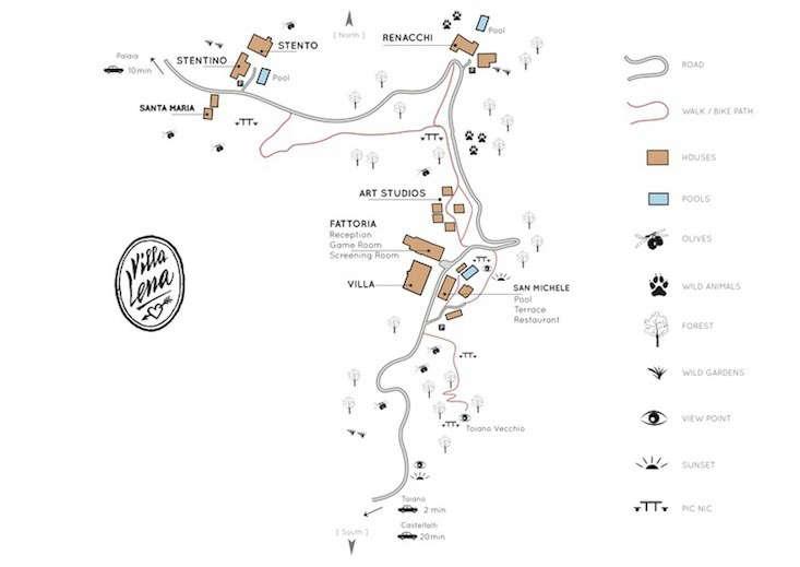 Villa Lena A New Creative Hub and Hotel in Tuscany portrait 17