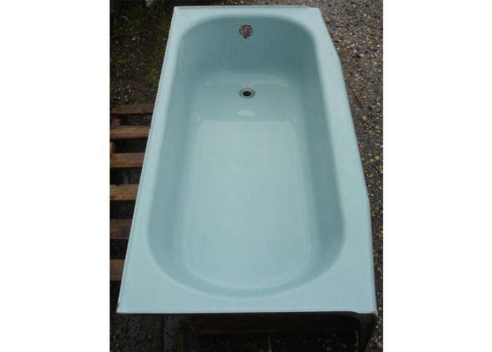 vintage seafoam green bathtub remodelista